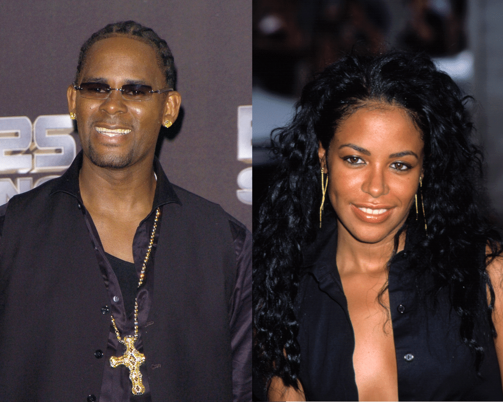 Aaliyah and R. Kelly